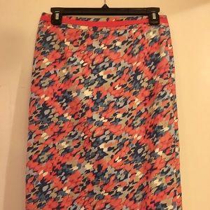 Boden Pencil Skirt Size 4L